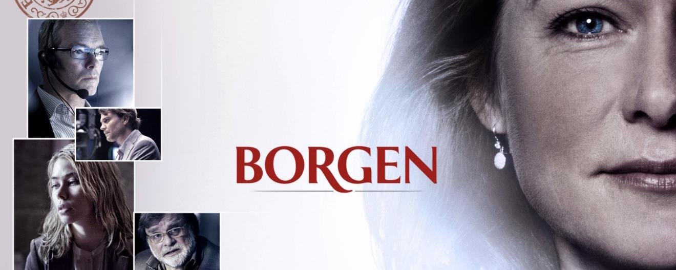 Halfdan E. Borgen