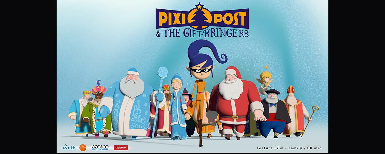 Pixi Post